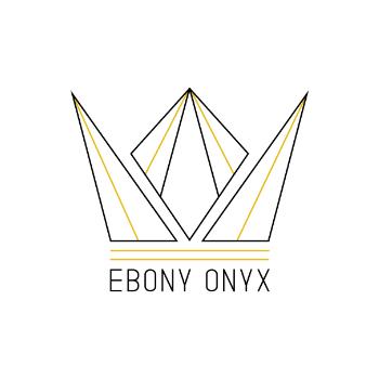 Ebony Onyx logo - I AM SQUARED