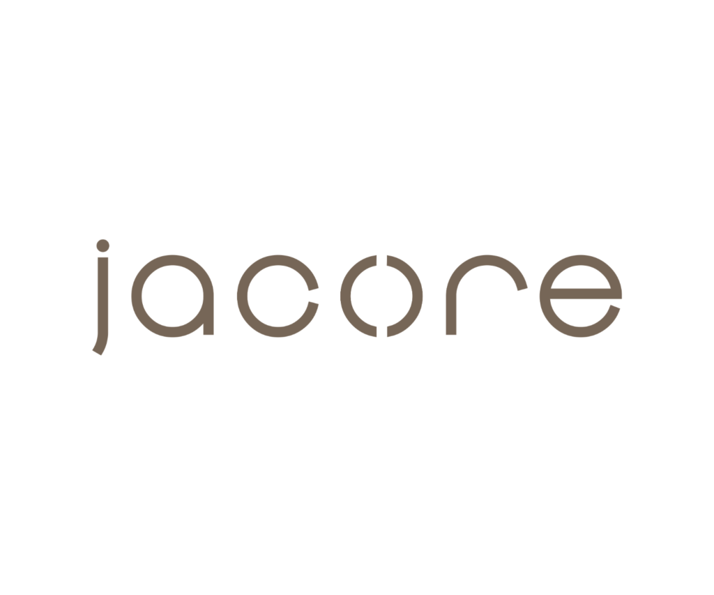 Jacore logo - I AM SQUARED